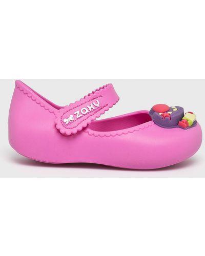 Балетки розовый Zaxy