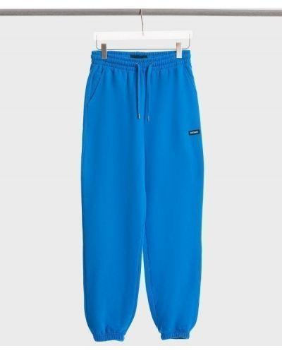 Голубые спортивные брюки Mackage