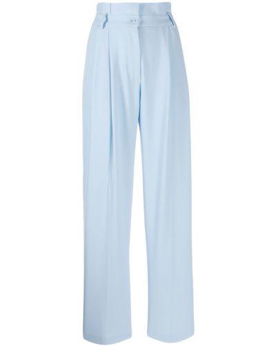 Укороченные брюки с карманами Blugirl