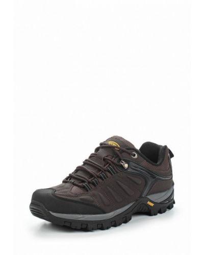 Коричневые треккинговые ботинки Ascot