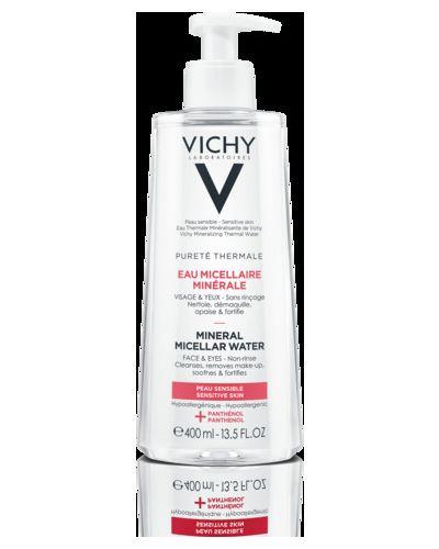 Кожаная термальная вода Vichy