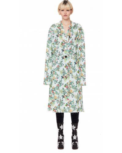 Платье с поясом футболка винтажная Vetements