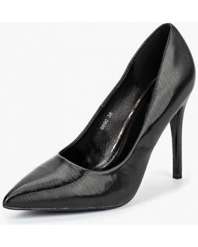 Туфли-лодочки осенние кожаные Style Shoes