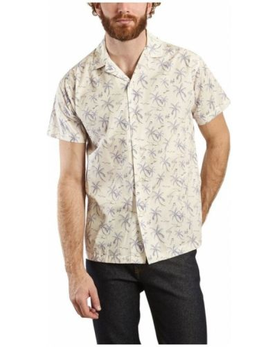 Koszula krótki rękaw Maison Labiche