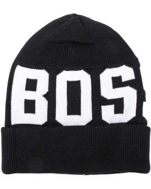 Czapka z logo biały Boss Kids