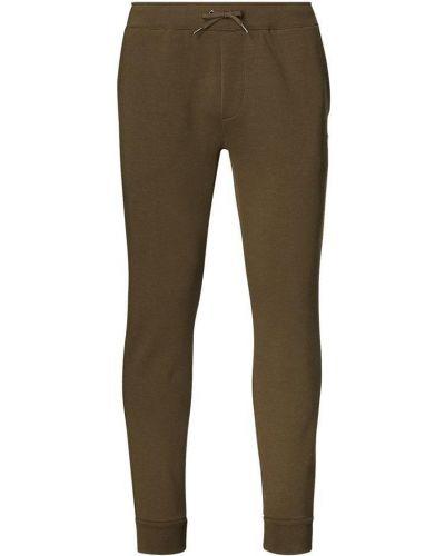 Zielone joggery Ralph Lauren