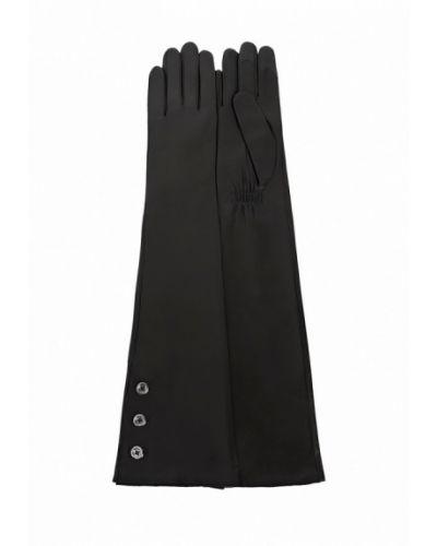 Черные перчатки длинные Michel Katana