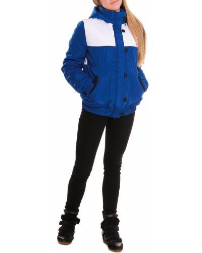 Утепленная куртка с капюшоном на резинке Lacywear