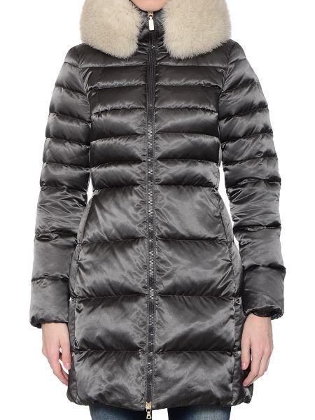 Хлопковая серая куртка Geospirit