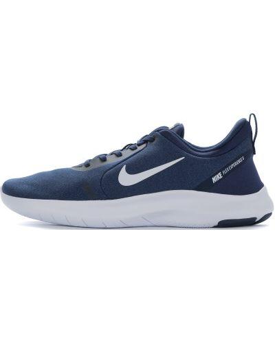 Синие кроссовки беговые Nike