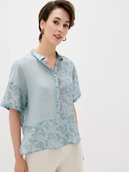Блузка - зеленая Emi