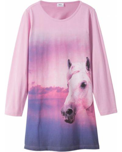 Пижама розовый Bonprix