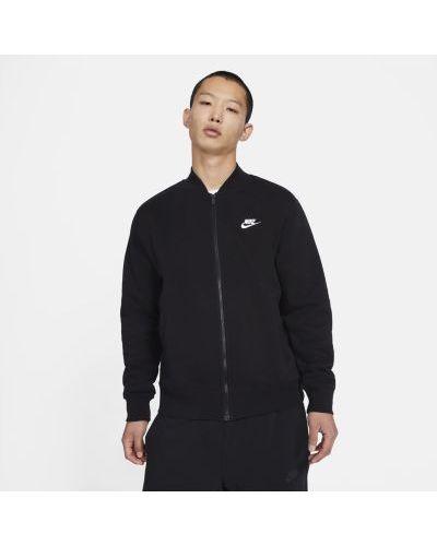 Клубная флисовая теплая куртка Nike