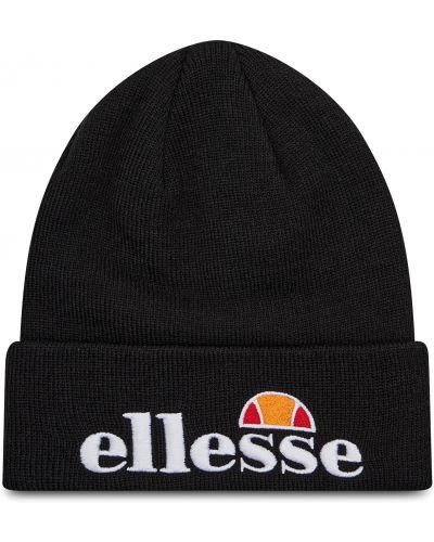 Biała czapka z akrylu Ellesse