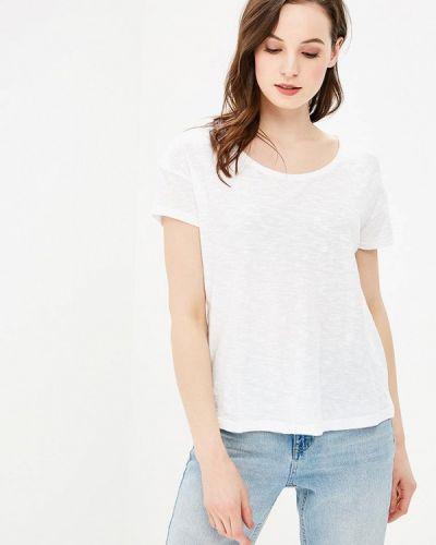 Белая футболка S.oliver