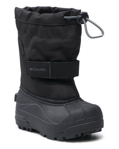 Czarne sneakersy Columbia