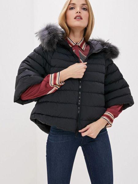 Черная зимняя куртка Tatras