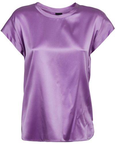 Fioletowa koszula Pinko