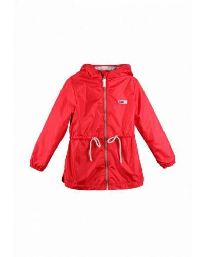 Куртка весенний красная Kat