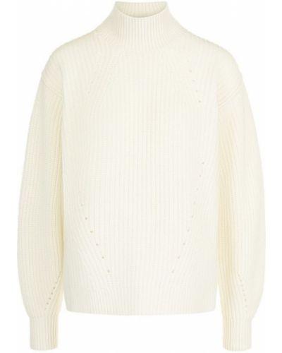 Вязаный свитер с воротником-стойкой Cruciani