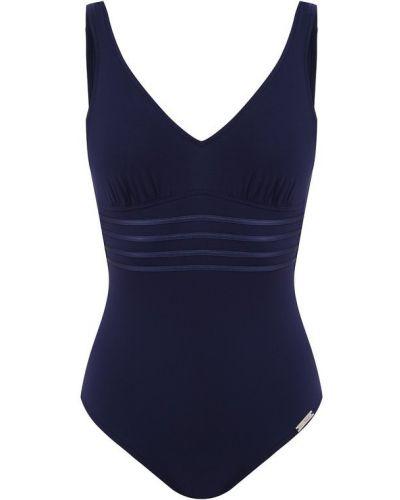 Слитный купальник темно-синий синий Lise Charmel