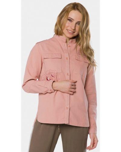 Розовая куртка весенняя Mr520