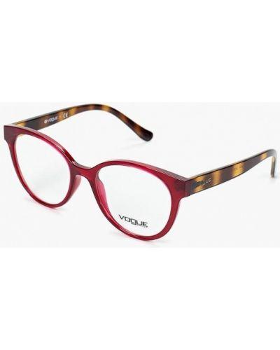 Оправа для очков красная красный Vogue® Eyewear