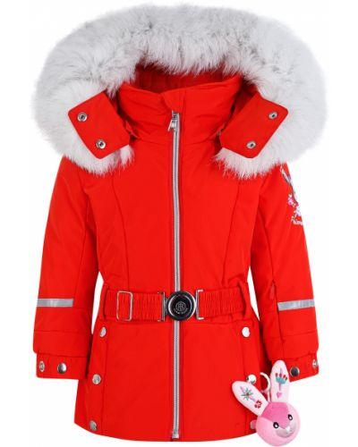 Оранжевая куртка Poivre Blanc