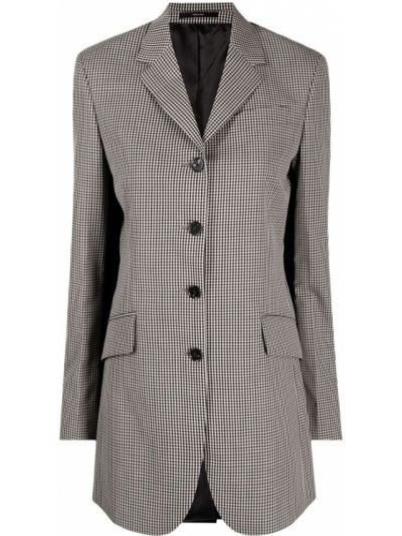 Шерстяной пиджак - черный Paul Smith