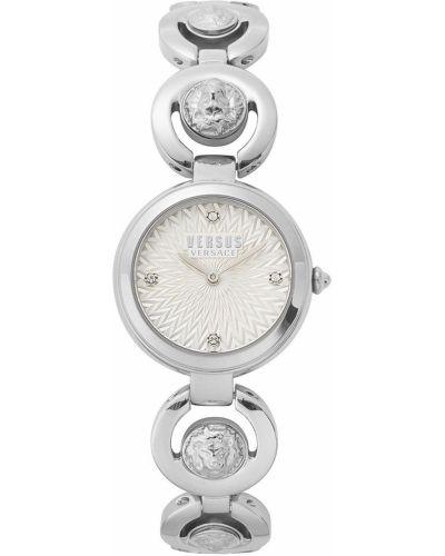 Zegarek kwarcowy srebrny Versus Versace