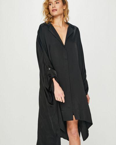 Платье макси на пуговицах кимоно Answear