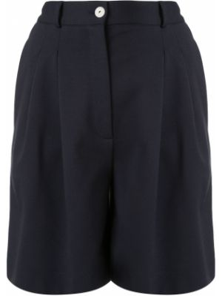 Однобортные шорты с карманами на пуговицах Harris Wharf London