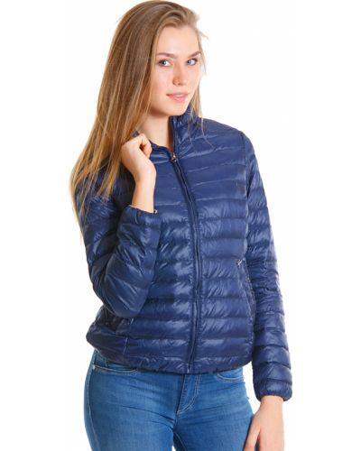 Куртка весенняя синий Gas