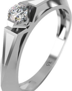 Кольцо из золота белый Graf кольцов
