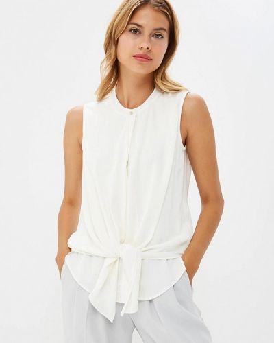 Белая блузка без рукавов Adl