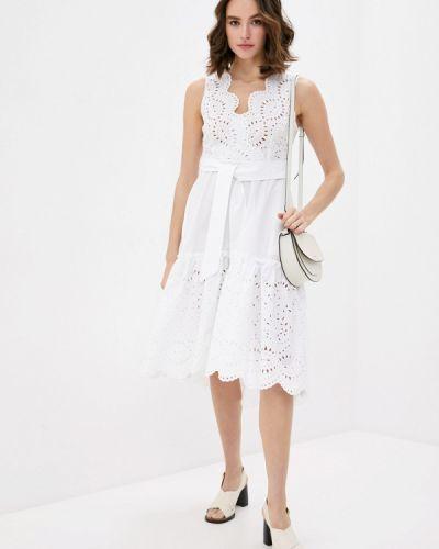Повседневное белое платье P.a.r.o.s.h.