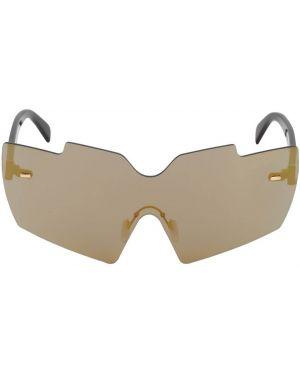 Złote okulary Fkshm