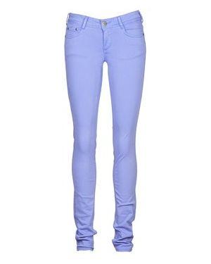 Niebieskie spodnie Cimarron