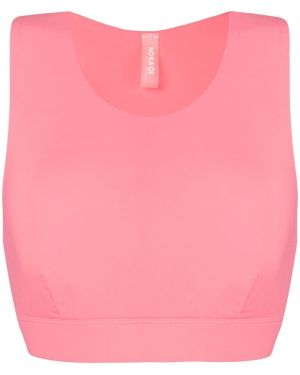 Розовый спортивный топ No Ka' Oi