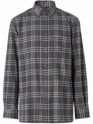 Koszula z długimi rękawami Burberry