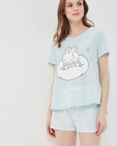 Бирюзовая пижама Women'secret