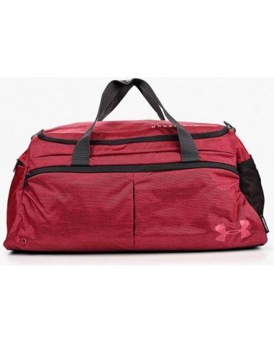 Спортивная сумка бордовый Under Armour