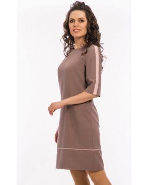 Летнее платье розовое платье-сарафан Modellos