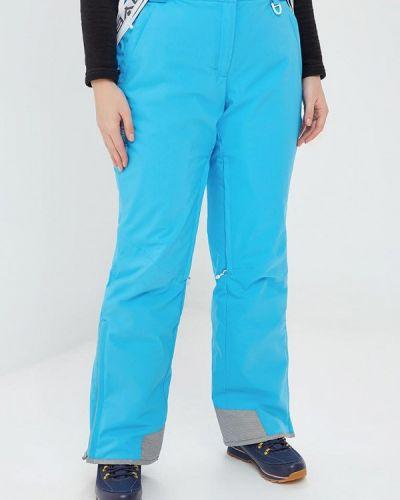 Горнолыжные брюки - голубые Stayer