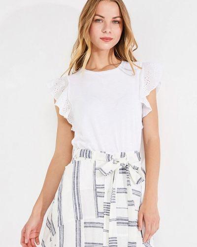 Белая футболка Polo Ralph Lauren