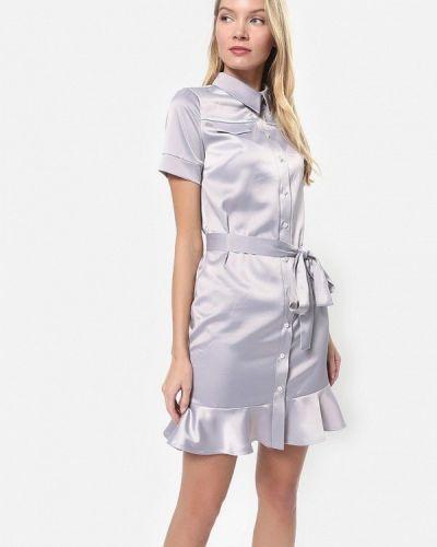 Платье платье-рубашка осеннее Tutto Bene