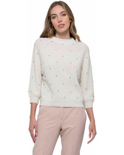 Beżowy sweter Kocca