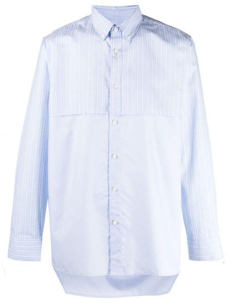 Koszula w paski - niebieska Ader Error