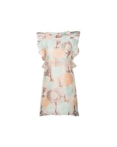 Коктейльное платье - розовое Tresophie