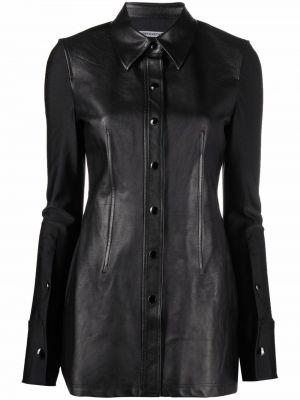 Klasyczna koszula - czarna Alexander Wang